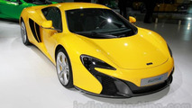 McLaren 625C Coupe at Guangzhou Auto Show