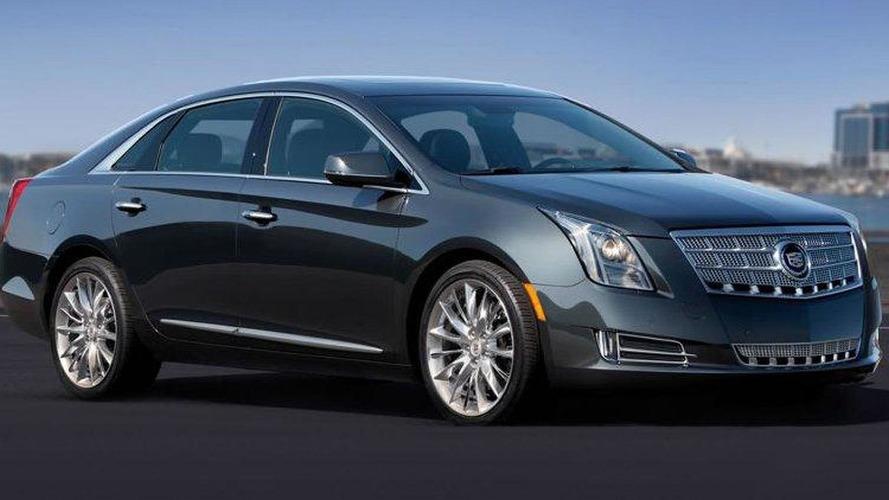 2013 Cadillac XTS production version leaked