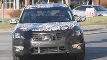 2013 Nissan Altima spy photos 14.12.2011
