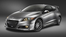 Honda planning a gasonline-powered sport version of CR-Z