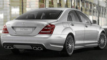 2010 Mercedes-Benz S63 AMG Facelift