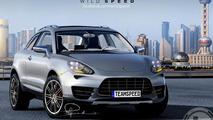 2014 Porsche Cajun 3-door version possible
