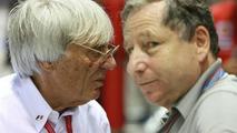 Ecclestone backs Todt for FIA president