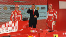 USF1 should be allowed to race a Ferrari - Montezemolo
