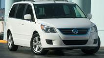 Volkswagen says Routan production will resume next summer
