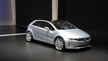 Volkswagen Tex Coupe Concept by Italdesign Giugiaro live in Geneva - 01.03.2011