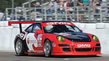 911 GT3 Cup, GMG Racing: Bret Curtis, James Sofronas, Andy Pilgrim, American Le Mans Series, round 1 in Sebring, USA, qualifying, 19.03.2010