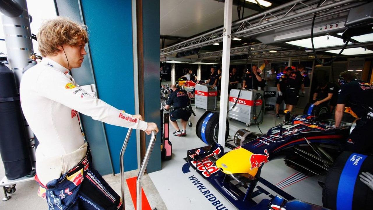 Sebastian Vettel (GER), Red Bull Racing, Australian Grand Prix, 28.03.2010 Melbourne, Australia