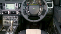 New Features for 2008 Range Rover