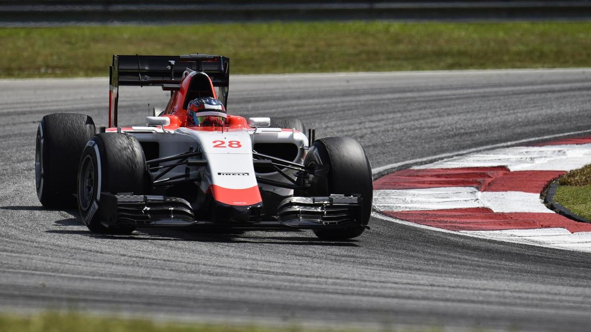 Next hurdle for Manor is 107pc qualifying rule