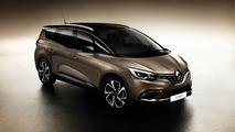 2016 Renault Grand Scenic revealed with optional seven seats