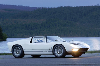 Ultra-Rare Ford GT40 Roadster Headed to Auction
