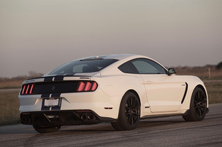 Hennessey Gives the Shelby GT350 Mustang Even More Power