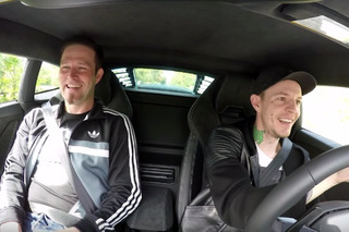 Deadmau5 Takes Darude out for Coffee in a McLaren Supercar