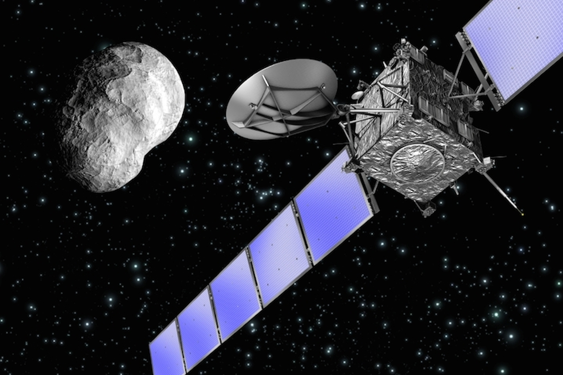 In a Week, Humanity Will Land on Comet For First Time