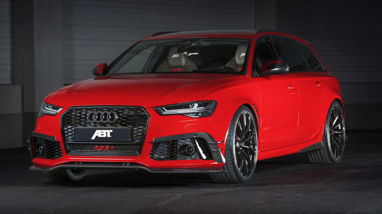 Audi RS6 Avant by ABT