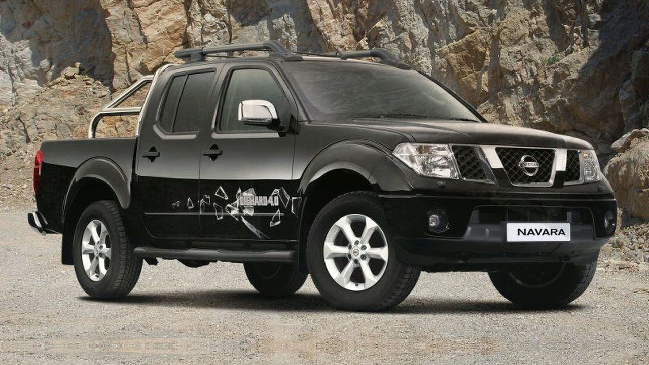 Nissan Navara Die Hard 4.0 Limited Edition