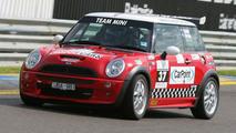 MINI Cooper S Wins Team Australia Speed Comparisons