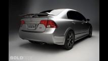 Honda Civic Si Sedan Concept