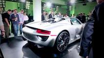 Porsche 918 Spyder production version