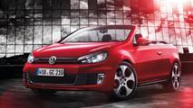 New Volkswagen Golf GTI Cabriolet revealed