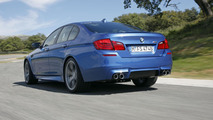 2012 BMW M5 officially unveiled