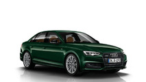 New Audi A4 in Goodwood Green unlikely to be popular choice