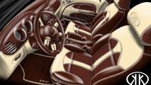 Chrysler PT Cruiser widebody pickup unveiled