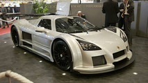 Gumpert Apollo Sport at Geneva