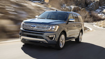 2018 Ford Expedition drops weight and adds 40 new features