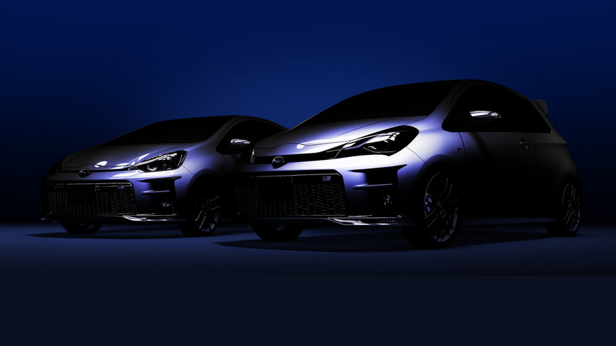 Gazoo Racing make Toyota Vitz, Aqua less boring with sporty concepts