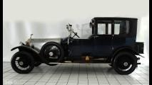 Rolls-Royce Silver Ghost Coupe de Ville