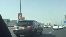 2016 Bentley Bentayga spied in Dubai [video]