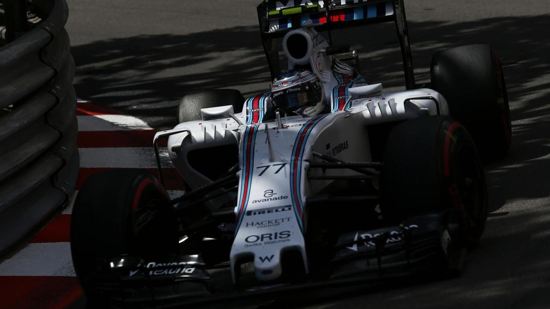 Massa thinks Monaco one-off slump for Williams
