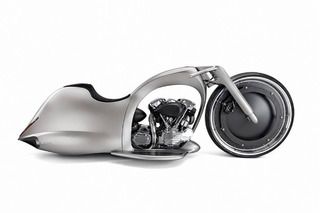Akrapovic Full Moon Concept is All About the Bass