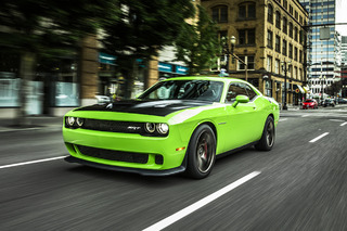 Fiat Almost Killed the Hellcat Project