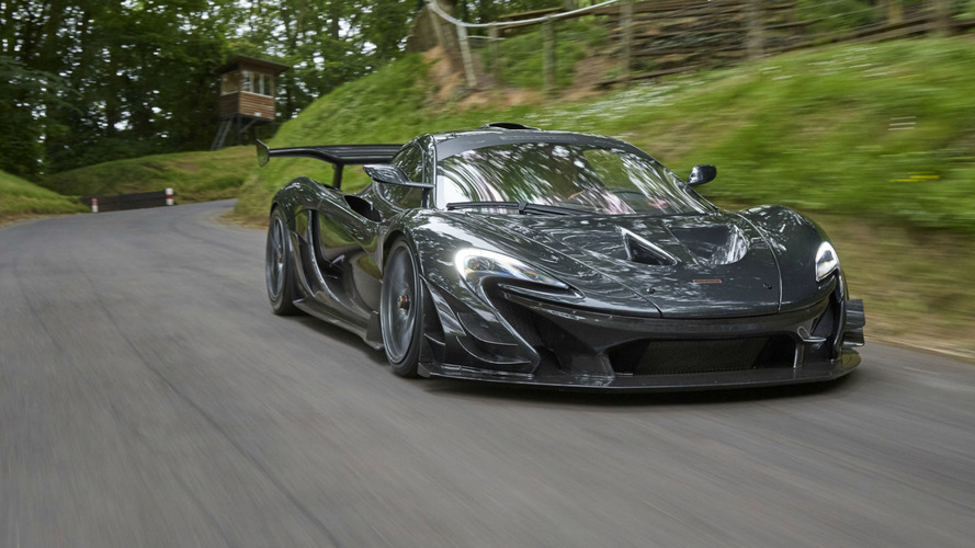 McLaren P1 LM is what dreams are made of
