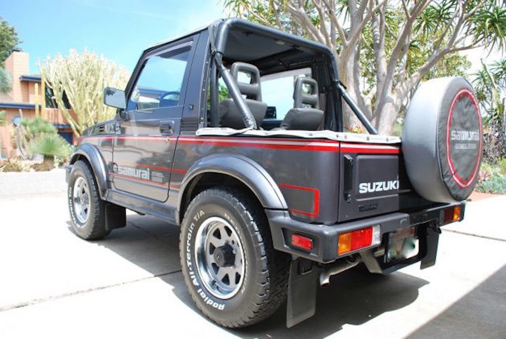 This '87 Suzuki Samurai is the 4x4 Collector's Jeep Alternative