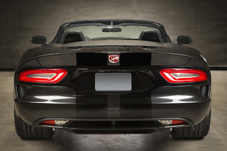 Aftermarket SRT Viper Convertible Shows Off Its Seamless Beauty