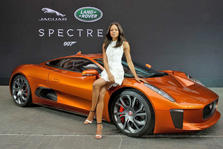 The New Vehicles of James Bond