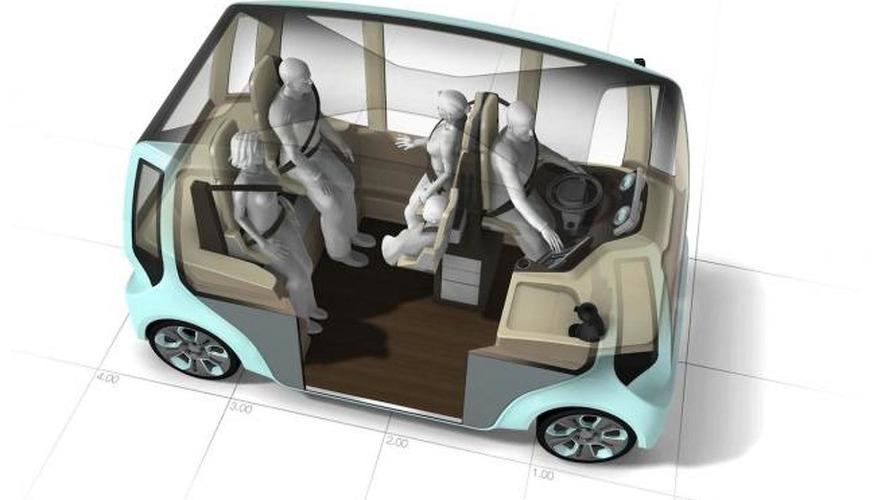 Rinspeed MicroMAX concept revealed, debuts in Geneva