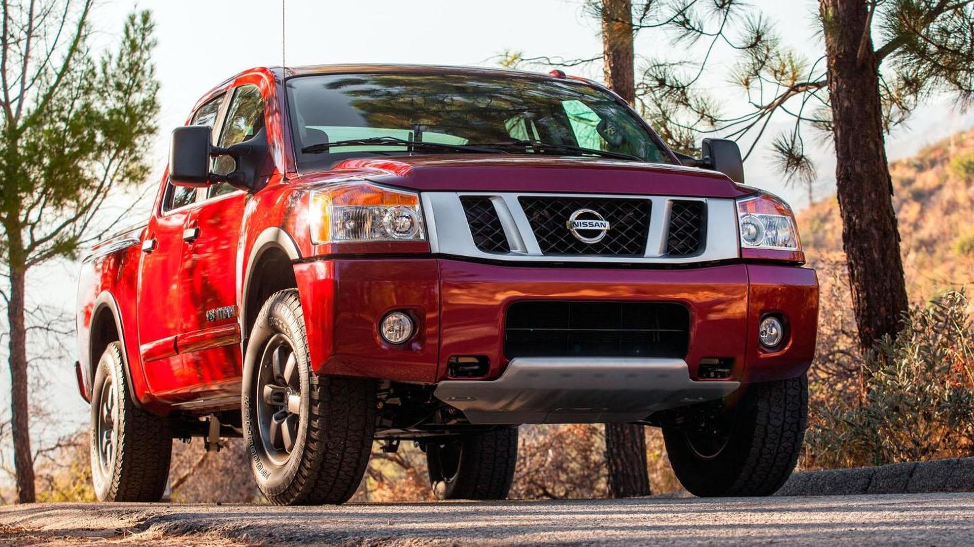 Mercedes considered Nissan Titan & Frontier based pickups - report
