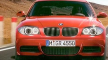 BMW 135i Coupe UK Brochure Pictures