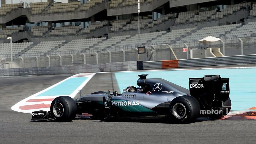 True F1 car performance won't be seen until China - Pirelli