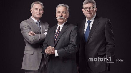 Ross Brawn named Managing Director in reformed F1 structure
