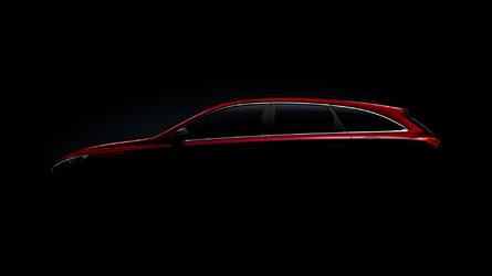 2017 Hyundai i30 Wagon'un Cenevre öncesi teaser'ı yayınlandı