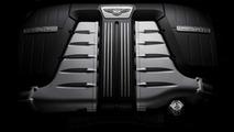 Bentley W12 engine