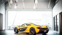 Jay Leno receives first US-spec McLaren P1 [video]