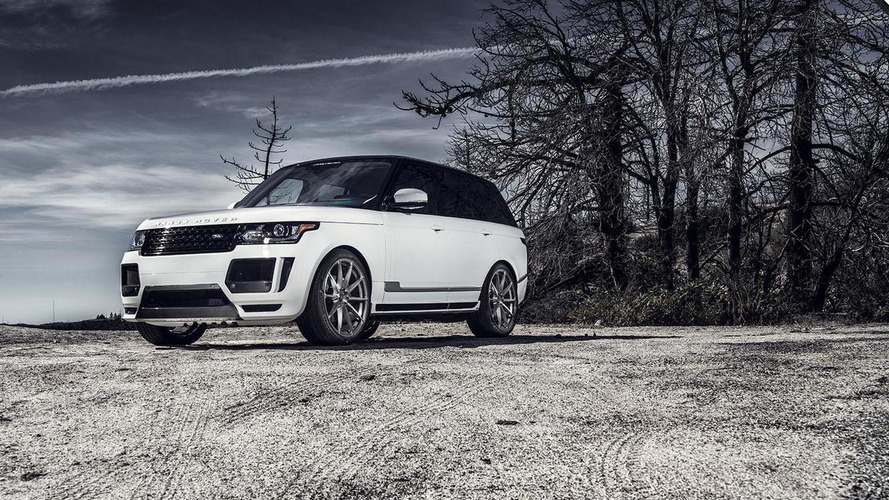 Vorsteiner introduces the Range Rover Veritas