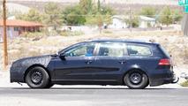 2015 Volkswagen Passat Variant spy photo